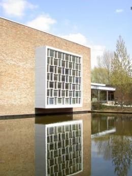 gouda naoorlogse architectuur
