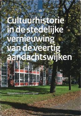 cultuurhistorie in de aandachtswijken