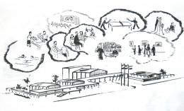 gemeenschapscentrum 1950