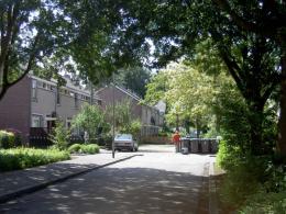 jaren 70 wijk gouda