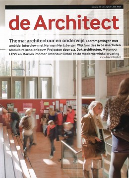 de Architect  mei 2012