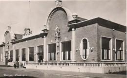 Station Vlissingen Sybold van Ravesteyn