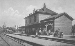 Station ede dorp zw