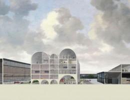 De nieuwe ambachtsschool