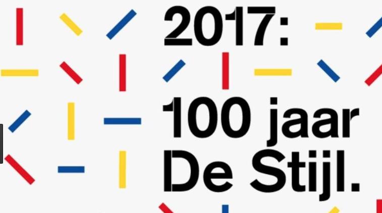 100 jaar de stijl leiden