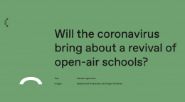 nook open air schools